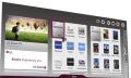 LG confiará en la navegación por tarjetas para sus televisores webOS