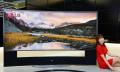 CES 2014: LG und Samsung kündigen beide gebogenen 105-Zoll-Ferseher an