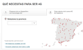 Vodafone amplía su cobertura 4G a muchas más ciudades españolas a partir del 1 de abril