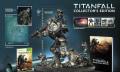 La edición de colección de Titanfall incluye un Mech de 46 cm de altura