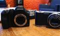 Samsung Galaxy Camera 2 und NX30 (Hands-On)