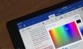 Office für iPad bald mit Druckfunktion