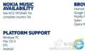 Nokia Music für iOS und Android in Vorbereitung
