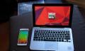 Alcatel muestra su prototipo de SmartBook 'tonto'; tu móvil es su cerebro (vídeo)