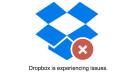 Dropbox se 'cae' temporalmente, unos hackers reivindican un ataque y se desata la locura