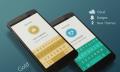 Fleksy actualiza su teclado para Android con logros y sincronización con la nube