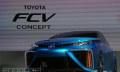 Tokyo Motor Show 2013: Toyota zeigt Brennstoffzellen-Auto, 2015 geht's los