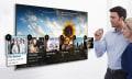Samsung hará que te olvides del mando a distancia en 2014: sus TV se manejarán por gestos