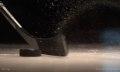 Endlich mal sichtbar: Eishockey-Schlagschuss in Zeitlupe (Video)