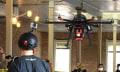 CUPID, el drone policial que impartirá justicia enviando 80.000 voltios por tu esqueleto (vídeo)