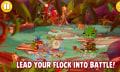De lanzar pajarracos a usar pociones: Angry Birds Epic será un RPG