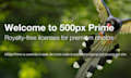 500px Prime permitirá vender fotos por 250 dólares, quedándose con el 30%