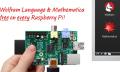 Raspberry Pi bekommt Mathematica von Wolfram