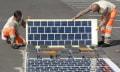 Frankreich will 1000 Kilometer Straße mit Solarzellen pflastern