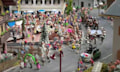 Street View: Miniatur Wunderland mit Mini-Kamera-Vehikeln aufgenommen