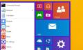 Leak: Windows Start-Menu mit Modern-Sidebar könnte doch bald kommen