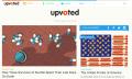 Upvoted.com: Reddit macht jetzt auch auf Nachrichten-Website