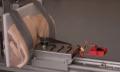 Drohne auf Kollisionskurs mit Schweinebraten