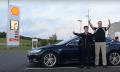 Rekord: Tesla Model S schafft 728 km mit einer Akkuladung
