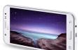Samsung Galaxy J7 und J5: Galaxy jetzt auch mit Selfie-Blitz