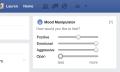 Ich manipulier mich selbst: Facebooks Stimmungs-Experiment als Chrome-Plugin