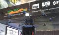 Stinktier: Anti-Riot-Drohne schießt mit Gummigeschossen und Tränengas