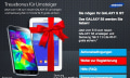 Deal: Wer auf Galaxy S5 umsteigt bekommt kostenlos ein Galaxy Tab 3 7.0 dazu