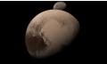 Video zeigt Vorbeiflug am Pluto aus Sicht der New Horizons