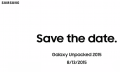 Sigue en directo el evento Galaxy Unpacked 2015