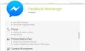 Facebook Messenger Zwang: Hassliebe für eine App, Facebook sagt Android ist schuld