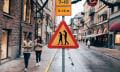 Achtung Smombie! Verkehrsschild in Schweden warnt vor Handy-Junkies