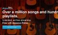 Amazon startet kostenloses Musikstreaming für Prime-Mitglieder