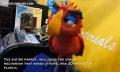 Lipsync-Vogel: Beeindruckender Papagei aus dem 3D-Drucker