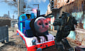 Grusel-Mod: Thomas the Tank Engine in Fallout 4 (Video)