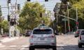 Video: Googles autonomes Fahrzeug im Stadtverkehr