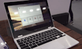 Haier Chromebook HR-116C mit 360°-Touchscreen