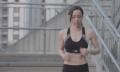 Keep Beat: Smarter Sport-BH passt Musik an Herzschlag an