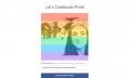 Facebook permite a todo el mundo 'celebrar el orgullo'