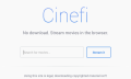Cinefi llega como la solución de streaming de torrents con HTML5