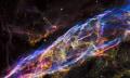 Fantastisches Hubble-Foto vom Cirrusnebel