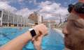 Videos: Apple Watch im Schwimmbad-Test