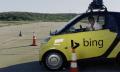 Parodie: das selbstfahrende Auto von Bing