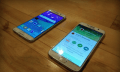 Neue Fotos: Galaxy S6 Edge und Galaxy S6 Seite an Seite