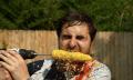 Zeitlupenvideo: The Slo Mo Guys verputzen Mais auf Akkuschrauber