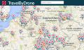 TravelByDrone: Drohnenvideos aus aller Welt