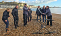 Rekordflug: Quadrocopter überquert den Ärmelkanal