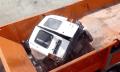 Macht Angst und frisst Autos: Monster-Universalhäcksler von Arjes