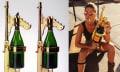 Champagne Gun: Über-Wasserpistole tut nur so
