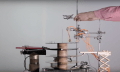 Video: Mechanischer Techno, Rube-Goldberg-Style