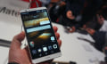 Huawei zeigt Ascend Mate 7: neues 6